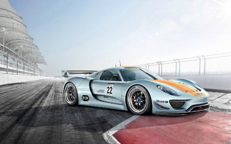 918 RSR - not for sale, rpms, exotic, rare