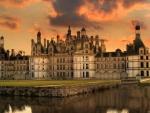 Chambord Castle-France