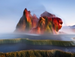 * Fly ranch geyser *