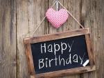 Happy Birthday fuer unser liebes Lebkuchen♥