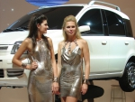 auto show babes