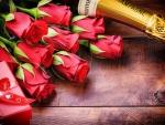Romantic Valentine Roses