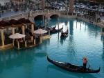 Venetian Casino Gondolas F1