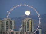 __Las Vegas Strip Full Moon Highroller_Feb_4_2015__