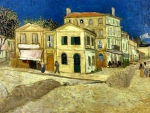Yellow House at Arles