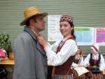 Latvian ethnography.
