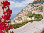 Beautiful View of Sorrento, Italy