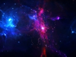 Starry Lights of Space