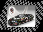 Dale Earnhardt's Car