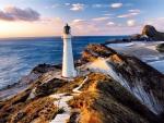New Zealand Lighthouse f2
