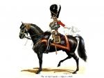 1st Life Guard - Horse 1