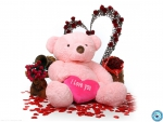 Valentines Day Bear