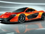 McLaren - P1