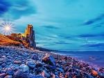 Castle of Roseto Capo Spulico (Italy)