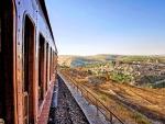 train in Sicily (Italy)