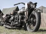 WWII 1942 Harley Davidson Liberator