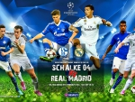 SCHALKE 04 - REAL MADRID CHAMPIONS LEAGUE 2015