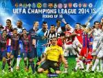 CHAMPIONS LEAGUE WALLPAPER 2015