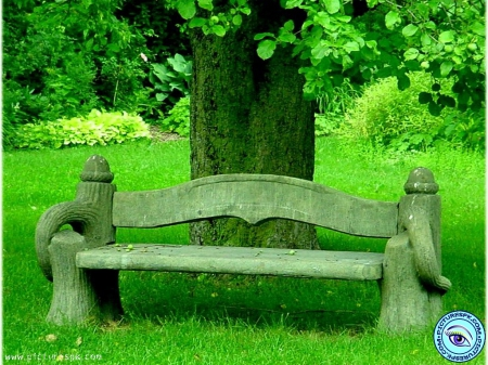 Miraculous Garden Bench Photography Abstract Background Wallpapers Ibusinesslaw Wood Chair Design Ideas Ibusinesslaworg