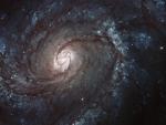 M100 A Grand Design Spiral Galaxy