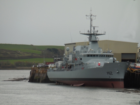 P62 @ Appledore - Military, Submarines, Ships, Rivers