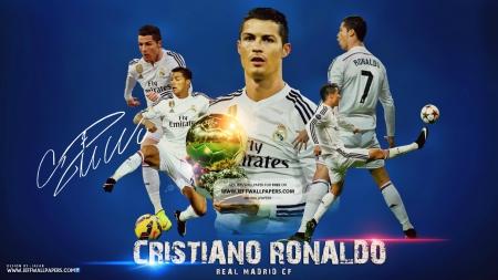 CRISTIANO RONALDO REAL MADRID WALLPAPER 2015
