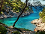 Turquoise Sea, Calanques National Park