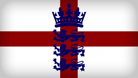 England Cricket - england, three lions, batting, screensaver, ecb, 3 lions, logo, wallpaper, bowling, cricket