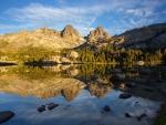 Lake Ediza, Sierra Nevada, California