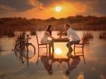 Romantic....