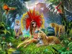 Queen of Leopards