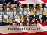 Presidents Day 2015