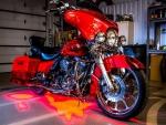 Harley Davidson 2002 Road King: Ole Red