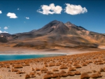Salt Lakes of the Atacama Desert, Chile