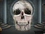 skull mansion
