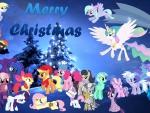 Christmas Ponies