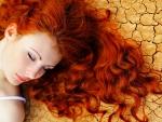 Redhead Daydreamer