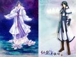 Sorcerer & Warrior