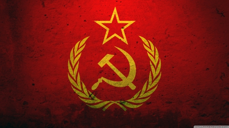 grunge flag of the soviet union - grunge, soviet, union, flag