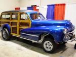1948 Oldsmobile Woodie Wagon