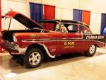'56 Chevy Crimson Ghost
