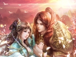 Fantasy couple