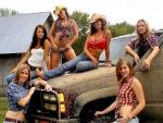 Truck Lovin' Cowgirls