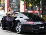Porsche and Hilary Duff