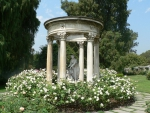 Rose Garden Temple