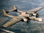 WWII P61A Black Widow