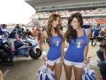 race day with Yamaha race crew