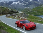 Alfa Romeo Mountain Drive