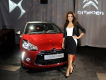 Citroen DS3 Cabrio and Eva Longoria