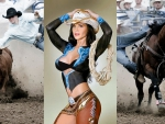 Rodeo Style Cowgirl